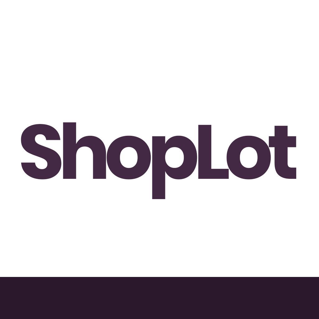 App icon ShopLot by WooSignal
